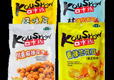 Kou Show Snack Beans